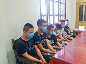 Toán cướp trẻ từ Thái Bình sang Nam Định gây án lúc nửa đêm