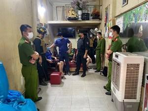 [ẢNH] Thái Bình: Bắt hai anh em ruột cầm đầu băng nhóm trộm cắp liên tỉnh