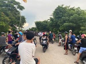 Nam Định: Hai học sinh chết đuối trên sông Đào trước ngày khai giảng