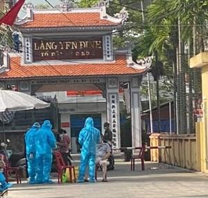Nam Định phát hiện chùm ca bệnh, Thái Bình 'siết chặt' đường bộ, đường sông qua 'hàng xóm'