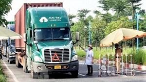 Thái Bình: Lái xe 'luồng xanh' từ miền Nam ra dương tính