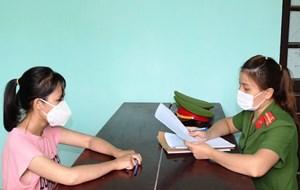 Chiêu lừa đảo mới của cô gái Hà Nam
