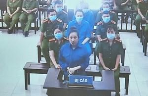 Vợ Đường 'Nhuệ' cùng Giám đốc trung tâm đấu giá lĩnh 1,5 năm tù