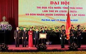 Phó Chủ tịch nước: Chú trọng khen thưởng người lao động trực tiếp