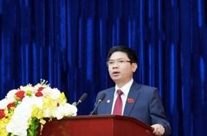 Ông Trương Quốc Huy được bầu giữ chức Chủ tịch UBND Hà Nam
