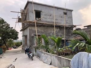 Thái Bình: 3 thợ xây tử vong khi mưu sinh
