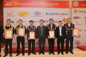 Vượt 'khủng hoảng kép', Petrovietnam duy trì vị trí hàng đầu các Doanh nghiệp lớn nhất Việt Nam