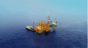 Xuân sớm trên những công trình dầu khí biển