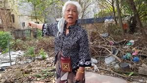 Hà Nội: Hơn 8 năm dân mất nhà Hội họp, dự án vẫn treo
