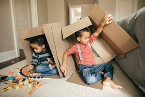 Một số hoạt động vui chơi tại nhà cho trẻ trong mùa dịch Covid