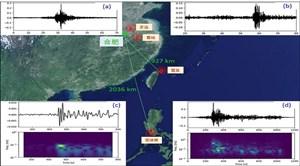 Trung Quốc phát hiện cơn địa chấn bằng cảm biến sợi quang