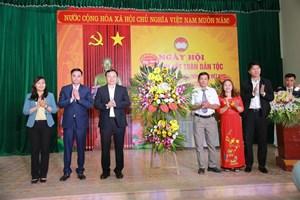 Xã Đỗ Động, huyện Thanh Oai: Tưng bừng Ngày hội Đại đoàn kết thôn Cự Thần