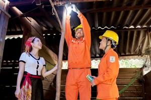 EVN hoàn thành tiếp nhận lưới điện hạ áp nông thôn các tỉnh miền Bắc