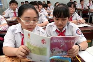 Giáo dục trung học:  Hiệu quả từ đổi mới