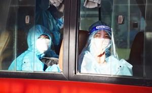Phú Yên: Tiếp tục đưa 600 người từ TP Hồ Chí Minh và các tỉnh phía Nam về quê