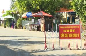 Bình Định: Giãn cách xã hội toàn huyện Phù Cát theo Chỉ thị 16