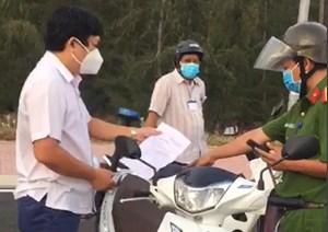 Phú Yên: Kỷ luật 2 cán bộ vi phạm quy định giãn cách xã hội