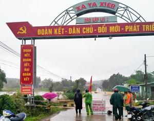Kon Tum: Mưa lớn gây ngập, chia cắt giao thông tại một số địa phương