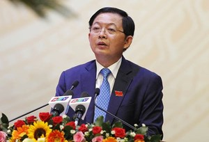 Chủ tịch UBND tỉnh đắc cử Bí thư Tỉnh ủy Bình Định khóa XX
