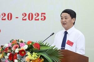 Ông Hầu A Lềnh tái đắc cử Bí thư Đảng ủy cơ quan Trung ương MTTQ Việt Nam khóa XIII