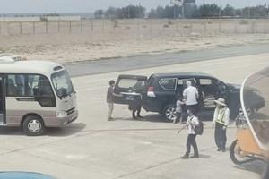 Phó Bí thư Tỉnh ủy Phú Yên nói về thông tin 'dùng xe công đón người nhà' tại sân bay