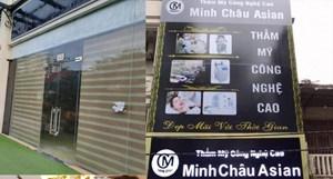 Hàng loạt nhà đầu tư tố cáo Chủ tịch chuỗi Thẩm mỹ viện Minh Châu Asian