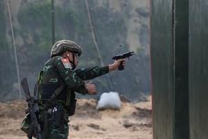 Xạ thủ chiến thuật Việt Nam giành thứ hạng cao ở Army Games