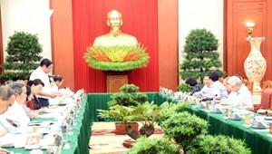 Tổng Bí thư, Chủ tịch nước Nguyễn Phú Trọng: Văn kiện sao cho dễ hiểu, dễ nhớ