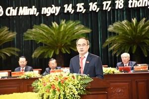 Đại hội Đảng bộ TP HCM khóa XI họp phiên trù bị