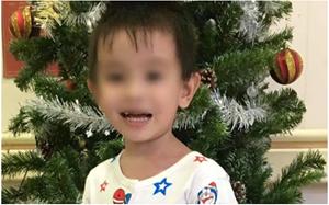Bé trai 3 tuổi đột quỵ đã ổn định sức khoẻ  sau một thời gian điều trị