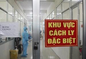 Chiều 1/2, thêm 31 ca nhiễm Covid-19 tại 6 tỉnh, thành phố
