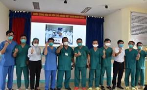 Bộ Y tế: Bảo vệ lực lượng tuyến đầu chống dịch