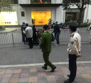 Hà Nội: Ca nhiễm Covid-19 đã đi chợ, trung tâm thương mại, nhà hộ sinh