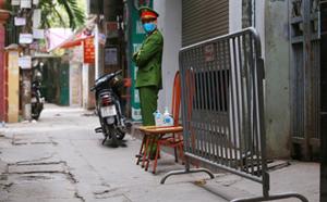 Dịch Covid-19: Người từ Hà Nội về đón Tết có phải cách ly y tế tập trung 21 ngày?