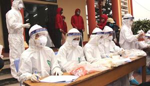 Thêm 37 ca nhiễm Covid-19 mới trong cộng đồng, đều là công nhân khu công nghiệp tại Hải Dương