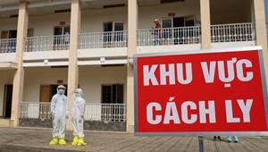 Sáng 1/2, có 2 ca mắc mới Covid-19 trong cộng đồng đều tại Hà Nội