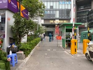 Ai đã từng đến cửa hàng 221 Đội Cấn, Chung cư Garden Hill khẩn trương liên hệ y tế