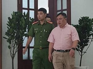 Bắt tạm giam Giám đốc Bệnh viện Mắt TP HCM Nguyễn Minh Khải