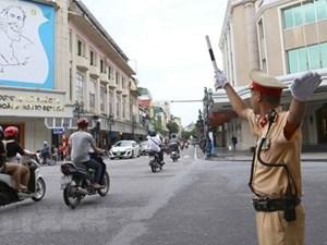 Bố trí 6 tổ công tác bảo đảm an toàn giao thông tại Hà Nội và TP HCM