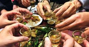 Cách giải rượu sau những cuộc liên hoan ngày Tết