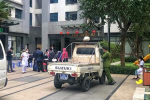 Giám đốc người Hàn tử vong ở toà Goldmark City âm tính với SARS-CoV-2