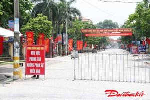Lịch trình phức tạp của ca dương tính SARS-CoV-2 ở huyện Thường Tín, Hà Nội