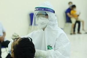 Hà Nội: Thêm 1 ca dương tính, liên quan chùm 5 ca bệnh phát hiện tại quận Hai Bà Trưng