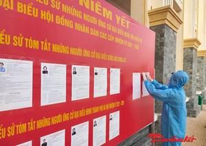 Trường Quân sự Bộ Tư lệnh Thủ đô sẵn sàng cho Ngày hội toàn dân