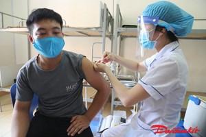 Sáng 23/6 có 55 ca mắc Covid-19, hơn 2,5 triệu liều vaccine đã được tiêm