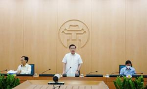 Hà Nội hoàn thành diễn tập phòng, chống dịch tại các điểm thi tốt nghiệp THPT trước ngày 4/7