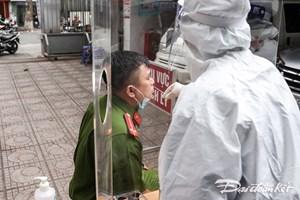 Hà Nội: Thêm 7 ca dương tính liên quan chùm ca bệnh Đông Anh và TP HCM