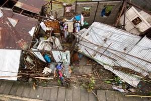 Siêu bão Goni tàn phá Philippines, nhiều người tử vong