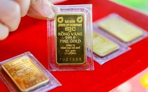 Giá vàng 'hồi phục' nhẹ, tuy nhiên khó 'bật tăng' do giới đầu tư thận trọng