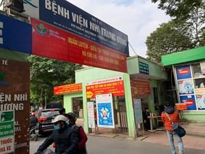 Các bệnh viện Hà Nội thực hiện nghiêm các quy định phòng, chống dịch Covid-19